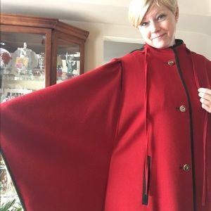 Jackets & Coats - Bavarian Loden Rachor Trachten Women's Cape
